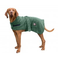 Danish Design Dog Robe Towelling coat