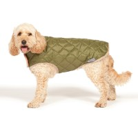 Danish Design  Quilted Dog Coat