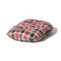 Danish Design Lumberjack Red/Grey Luxury Quilted Mattress