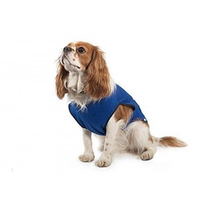 Ancol Pet Dog Cooling Blue Vest Coat
